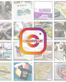 CreativeArt Group - Instagram