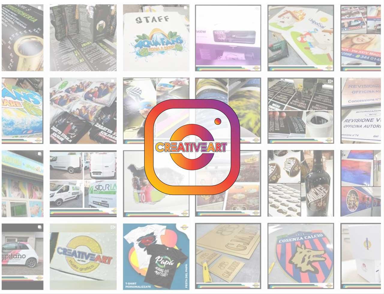 CreativeArt Group - Instagram