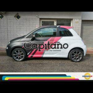 Wrapping-Capitano