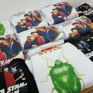 T-Shirt - Zabatta Staila