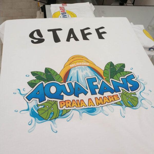 AquaFans - T-Shirt