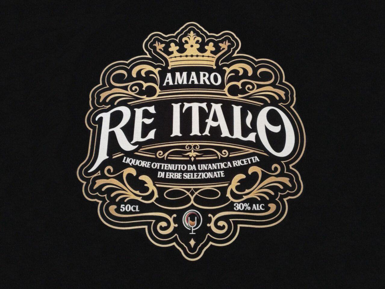 Re Italo - T-Shirt